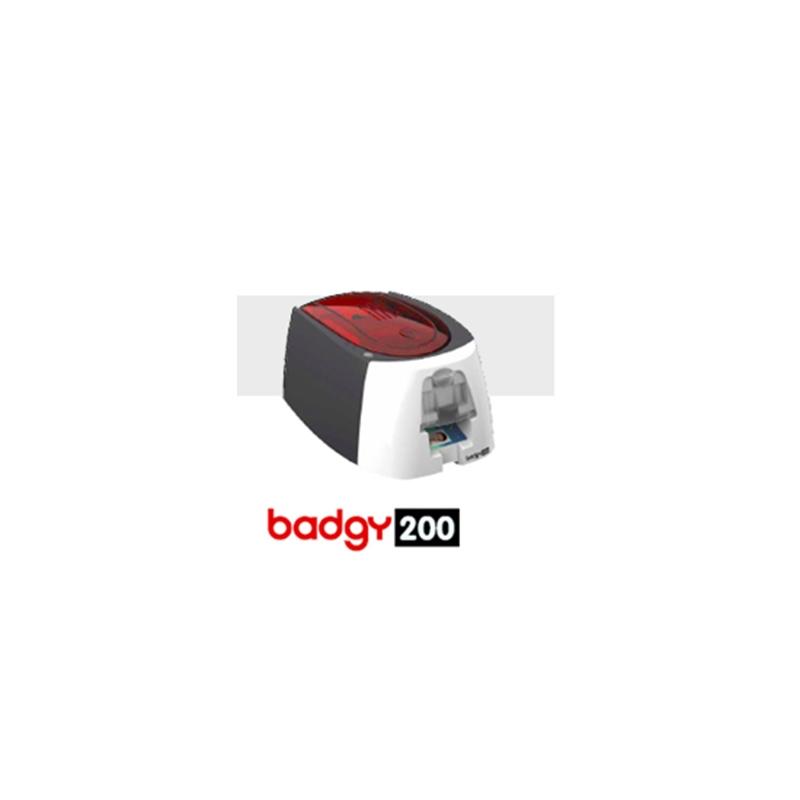 法国爱丽丝Evolis badgy200证卡打印机