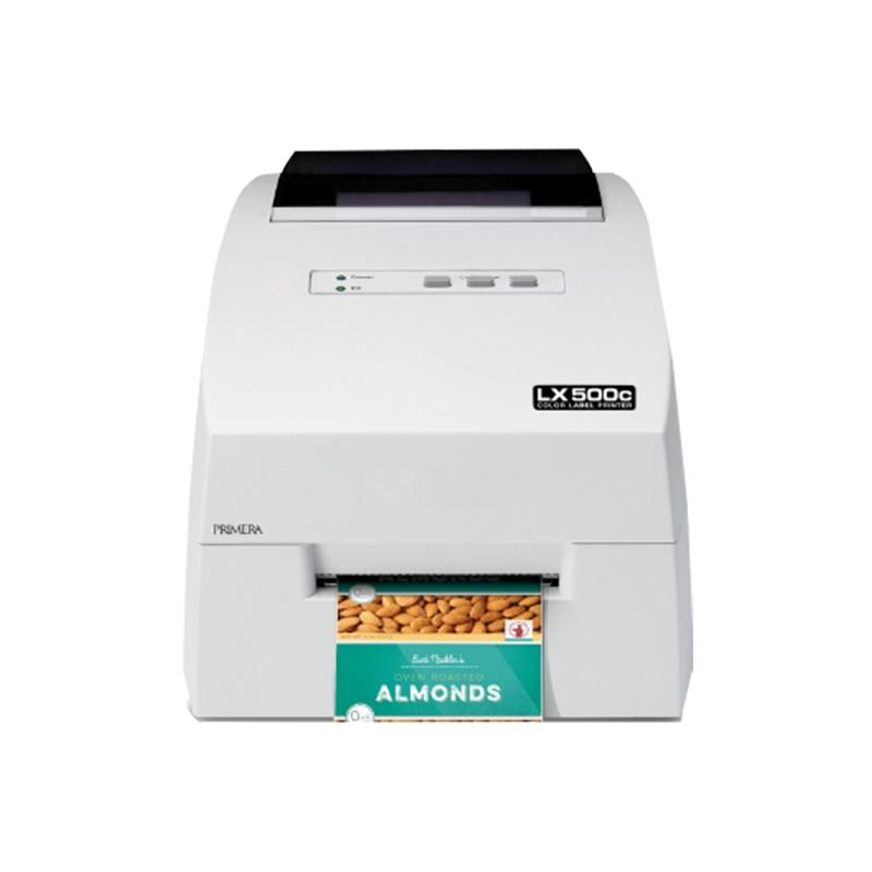 派美雅LX500C彩色标签打印机