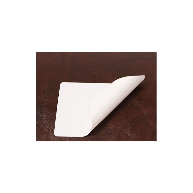 可移铜板纸标签  固定资产标签