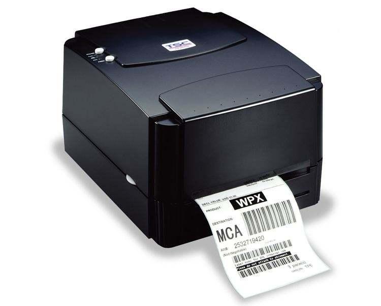 TSC条码打印机亮红灯怎么办?