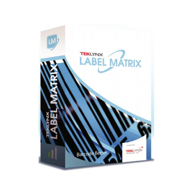 LabelMatrix条码标签设计软件